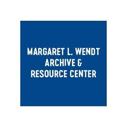 Margaret L. Wendt Archive & Resource Center