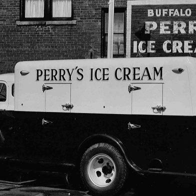perry's ice cream truck