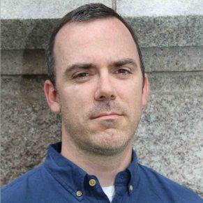 Michael Farrell headshot