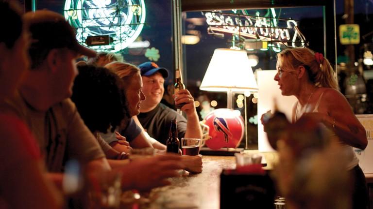 Gene McCarthy's Bar