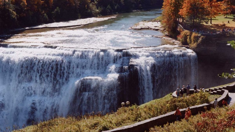 Letchworth Middle Falls