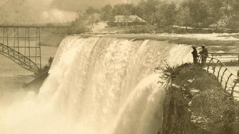 Niagara-Falls-vintage