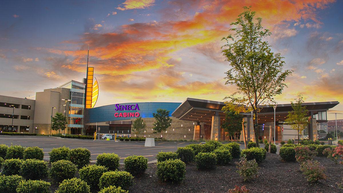 Sceneca Buffalo Creek Casino