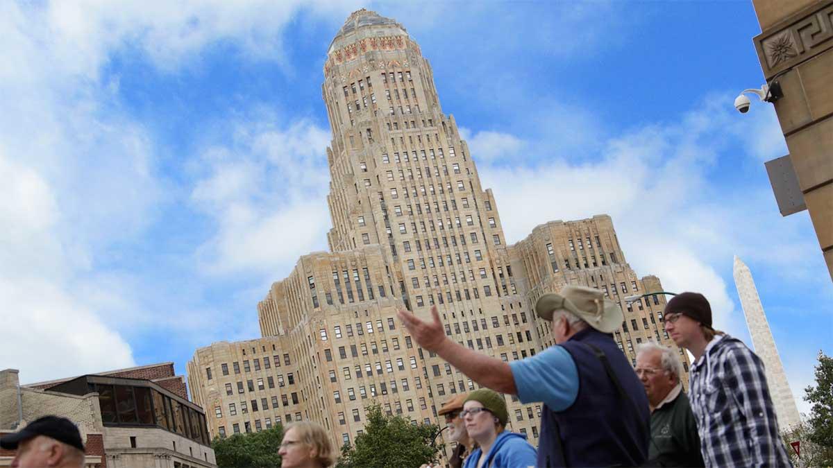 City Hall Tour