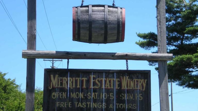 Merritt Estate Winery