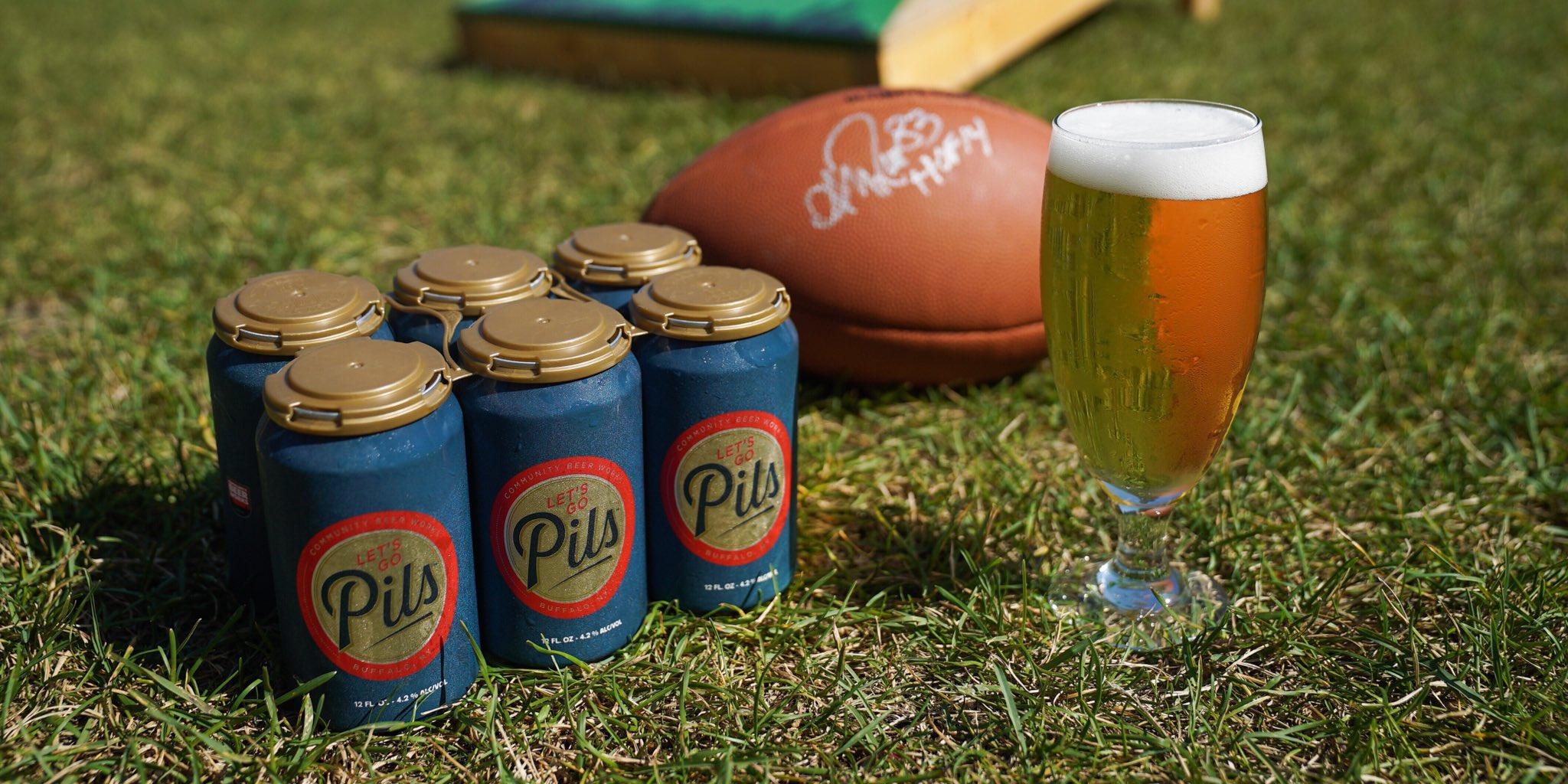 community beer works-lets go pils