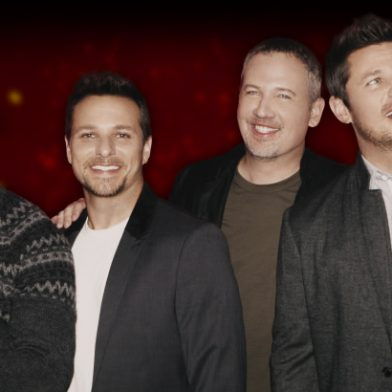 featured the groups signature rb tinged four part harmonies and was a natural follow up to their 1999 multi platinum selling album this christmas - 98 Degrees Christmas