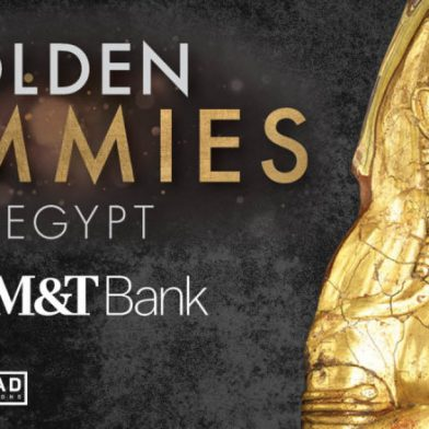 Exhibit: Golden Mummies of Egypt